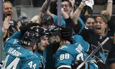 The Sharks Need to Play at Home in 2020-21