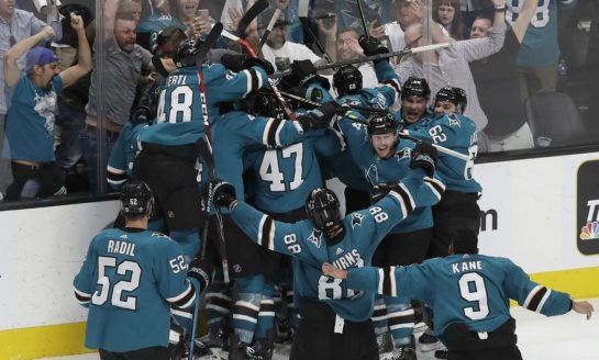 Projecting the Sharks' 2020-21 Opening Night Lineup