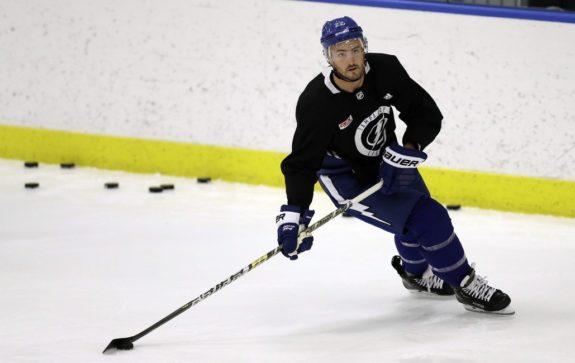 Tampa Bay Lightning Kevin Shattenkirk