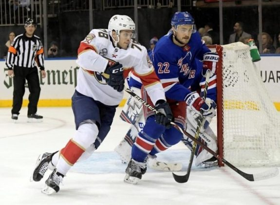 Kevin Shattenkirk and Maxim Mamin