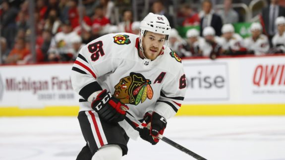 Chicago Blackhawks Andrew Shaw