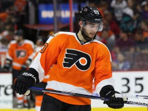 Gostisbehere suffers the most due to Del Zotto's injury. (Amy Irvin / The Hockey Writers)