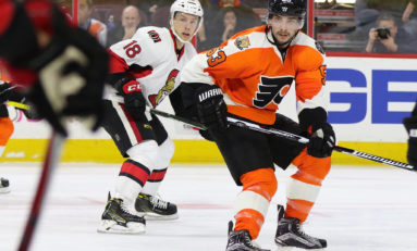 Preview: Senators Visit the Flyers