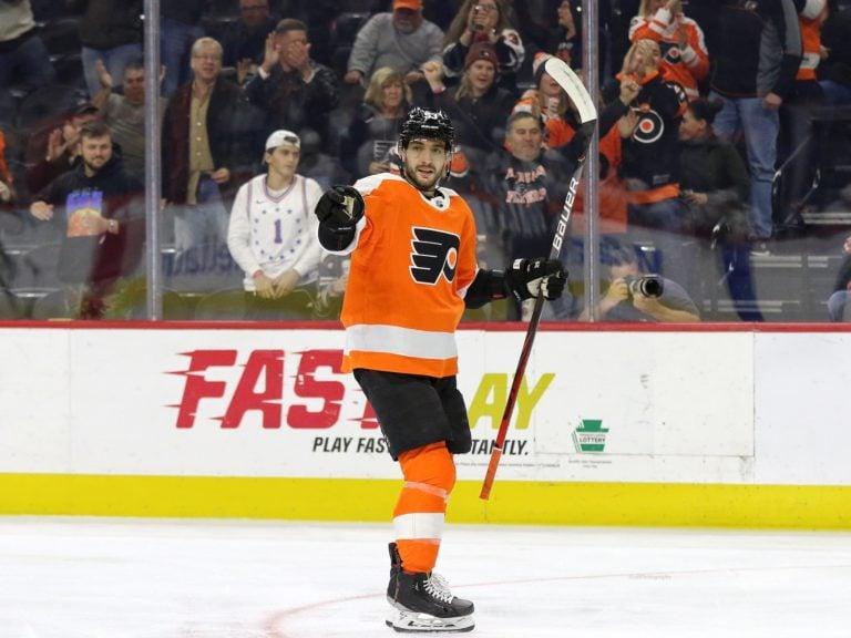 Shayne Gostisbehere Philadelphia Flyers