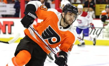 Flyers' Defense Getting Offensive