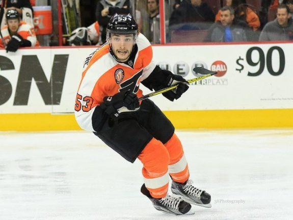 Shayne Gostisbehere, Philadelphia Flyers, NHL, Hockey