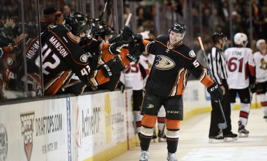 Expansion Draft a Mixed Bag for Ducks