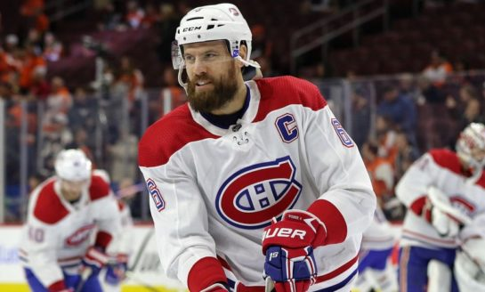 Canadiens Respond to Ovechkin's Hit on Drouin, Beat Capitals