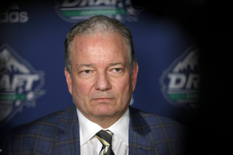 New Jersey Devils General Manager Ray Shero