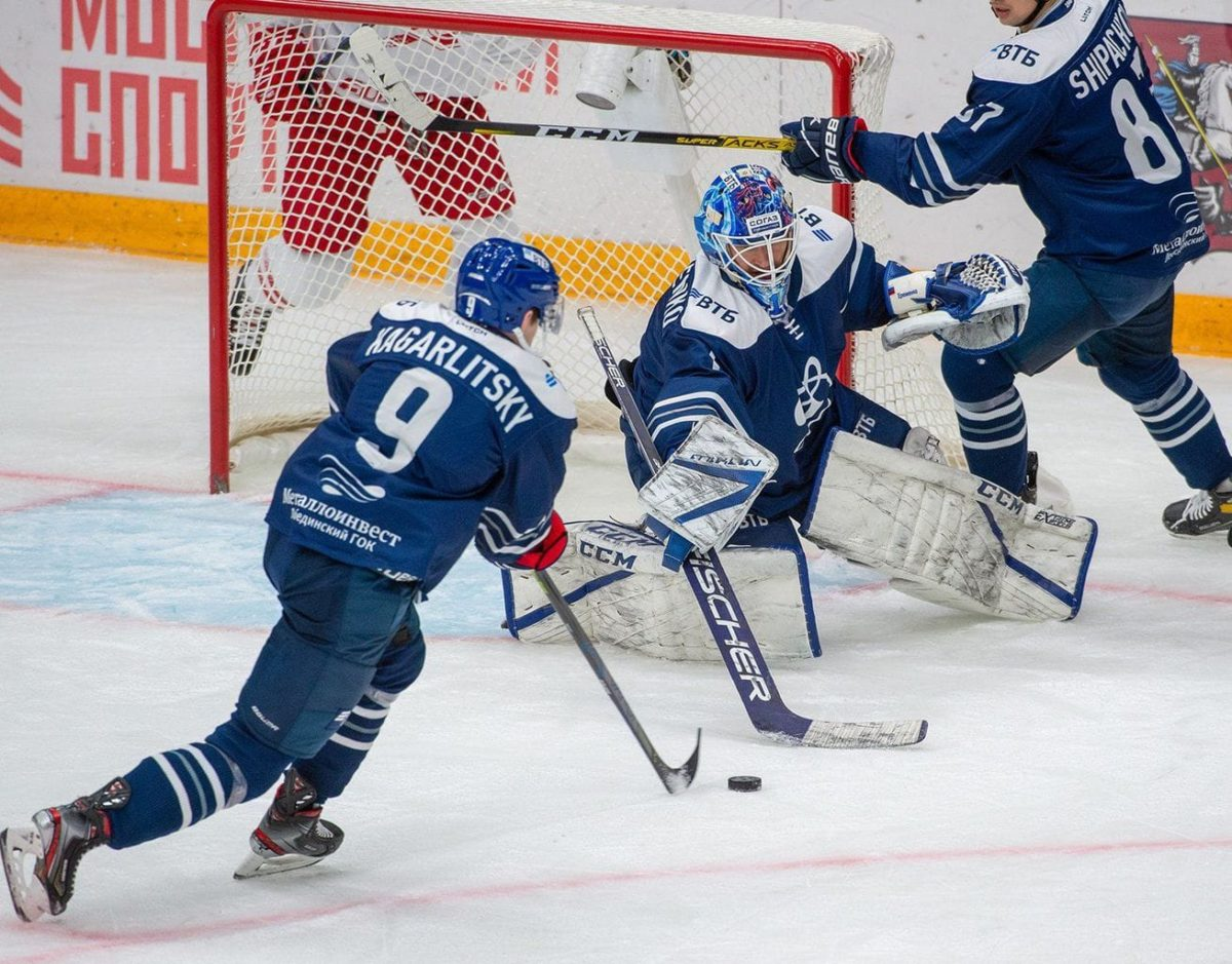 Vadim Shipachev, Dmitriy Kagarlitsky, Dynamo Moscow