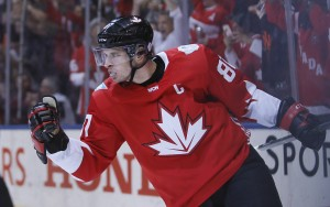 Crosby captained Team Canada to the 2016 World Cup title. (John E. Sokolowski-USA TODAY Sports)