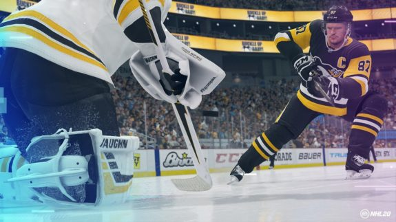 Sidney Crosby, NHL 20
