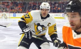 Crosby's OT Winner Lifts Penguins by Flyers 4-3
