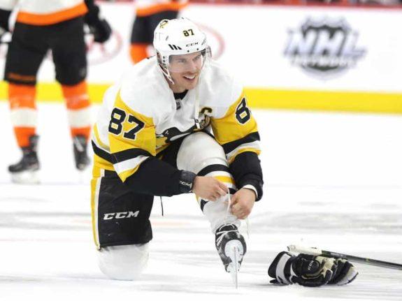 Sidney Crosby Penguins