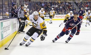 Penguins' Ownership of Blue Jackets Continues