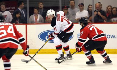 Colby Sissons: Dark Horse of the Devils Depth Chart