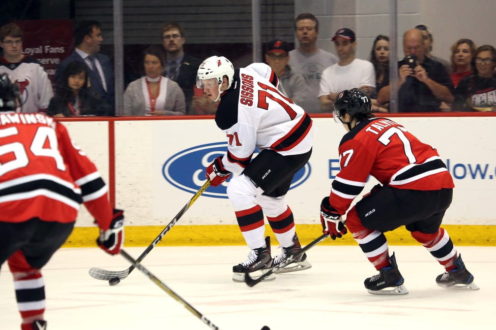 timeless design 9b2bc 75b77 New Jersey Devils: Colby Sissons Is a Dark Horse on the ...