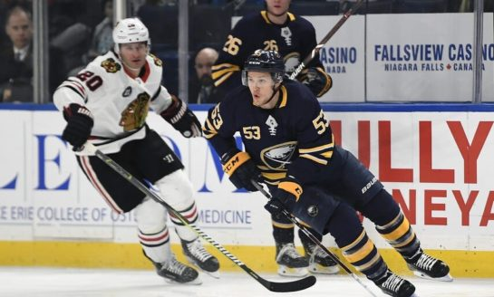 Sabres Can Move Skinner Up the Lineup if They See Results