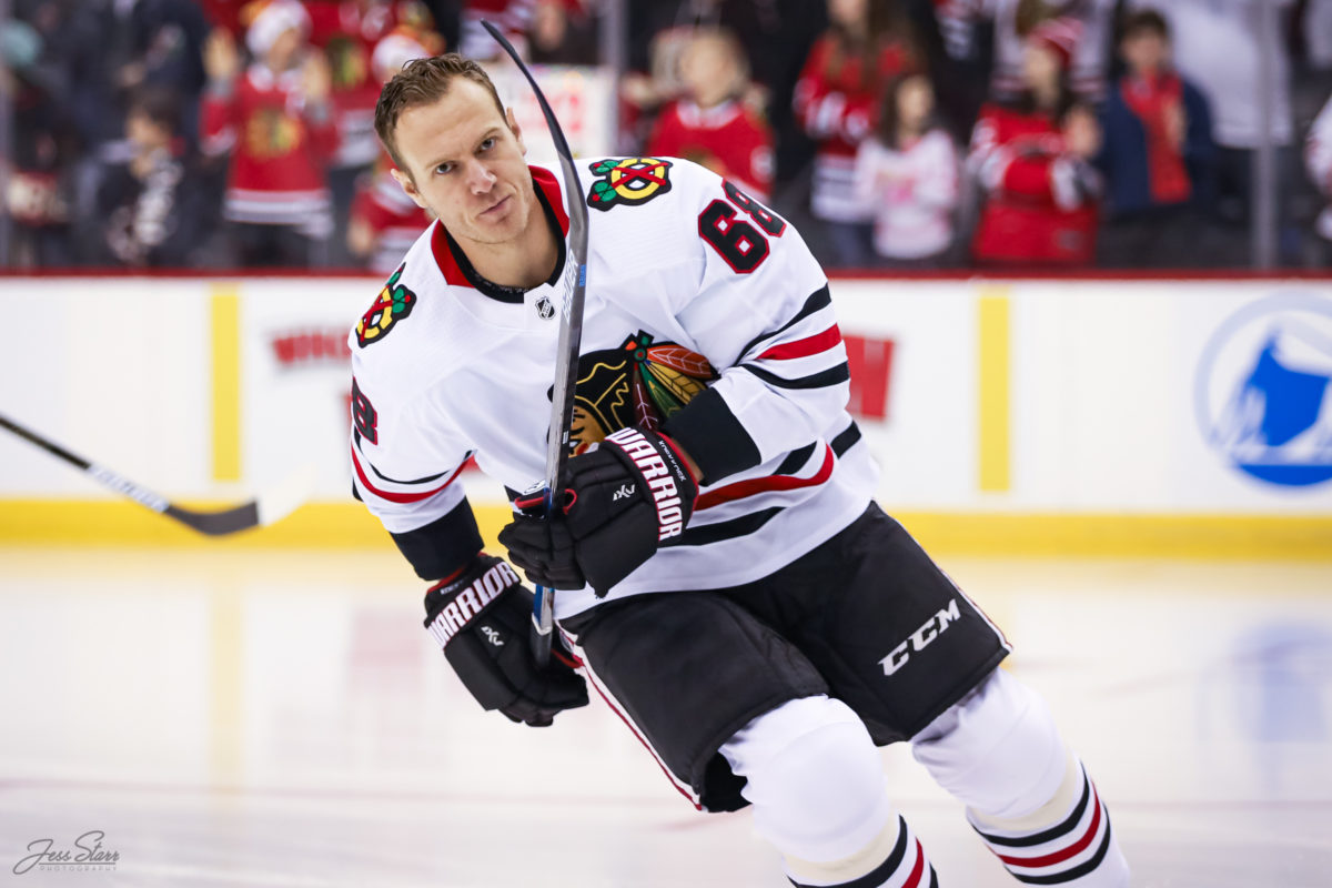 Slater Koekkoek Chicago Blackhawks