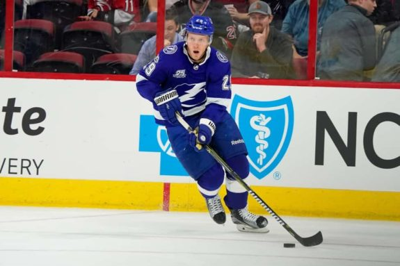 Slater Koekkoek Tampa Bay Lightning