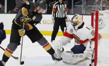Golden Knights Top Panthers - Theodore Gets Shootout Winner