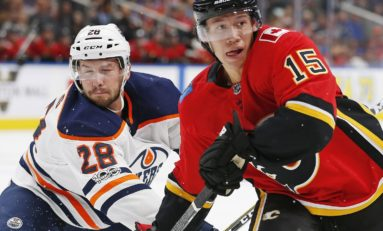 Foo Fighting for Flames Forward Spot