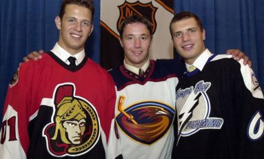 Senators' 2001 Draft Review - Winning the Lottery