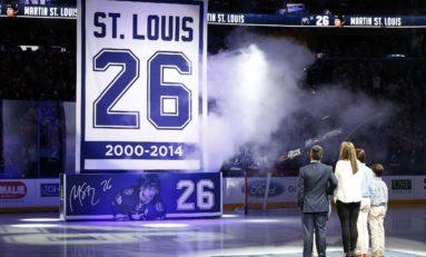 Recap: Lightning Honor St. Louis, Fall to Blue Jackets 3-1
