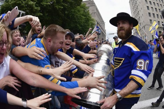 St. Louis Blues Ryan O'Reilly