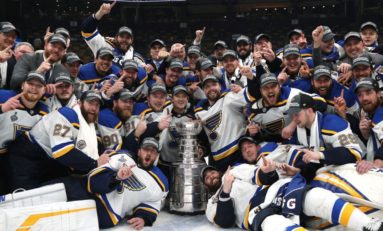 The St. Louis Blues Are More than Just a Team