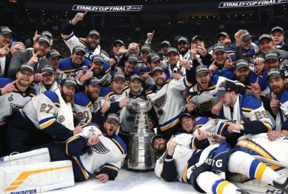 St. Louis Blues Stanley Cup