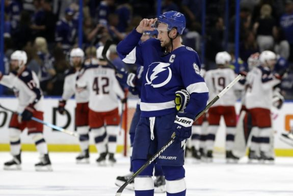 The Tampa Bay Lightning's Week from Hell