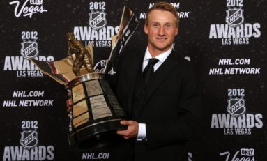 Countdown to Puck Drop — Day 60 — Stamkos' Stellar 2011-12 Season