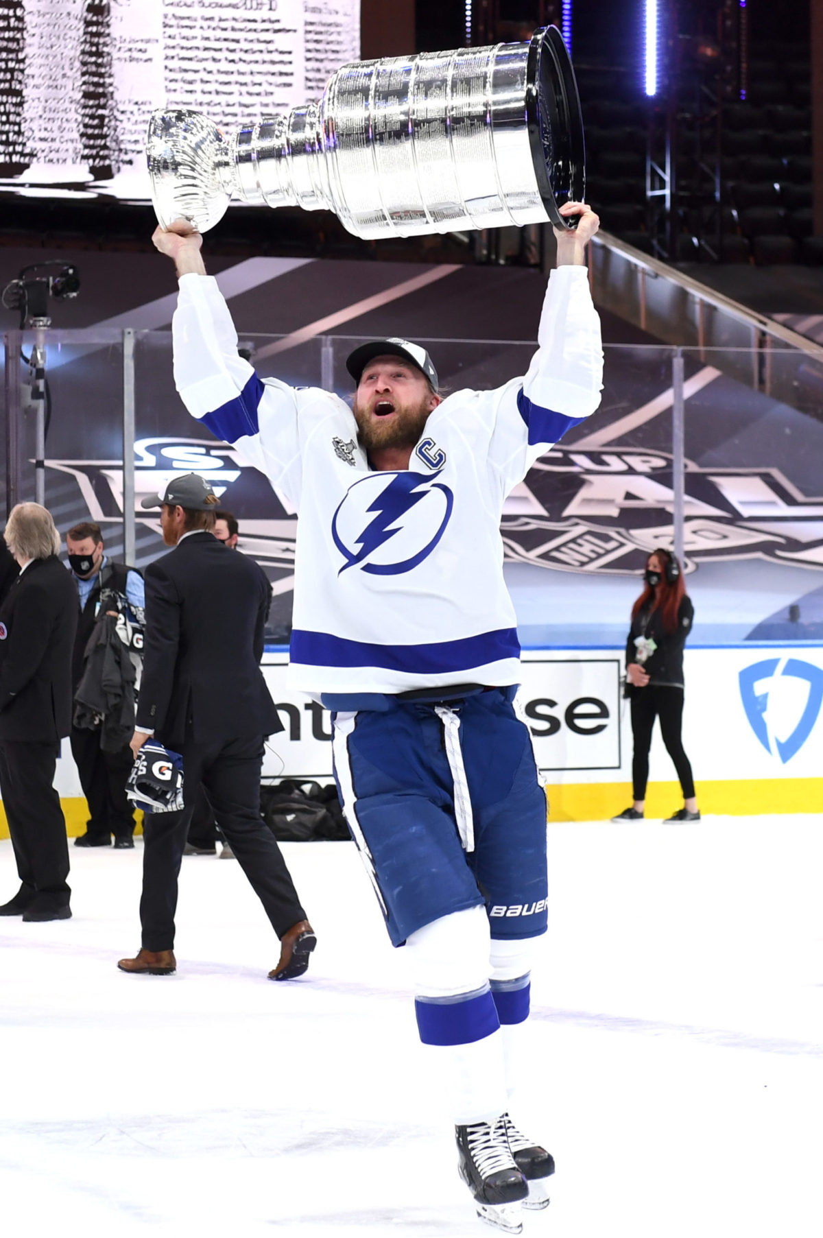 Steven Stamkos Tampa Bay Lightning 2020 Stanley Cup
