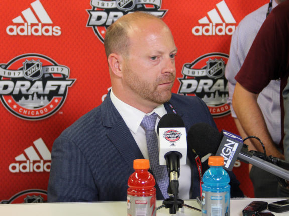 Stan Bowman - Chicago Blackhawks GM