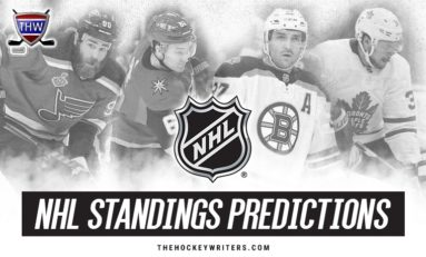 NHL Standings Predictions: Could This Be The Leafs' Year?