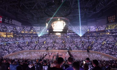 Kings Celebrate 50 Years and Lose To Flyers