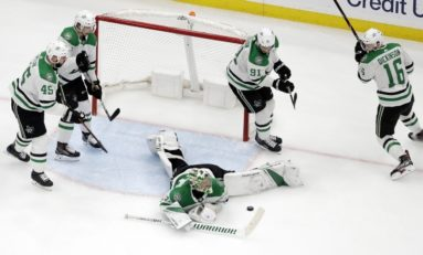 Stars Fizzle as Avalanche Stave Off Elimination in Game 5