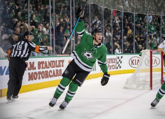 Dallas Stars Brett Ritchie