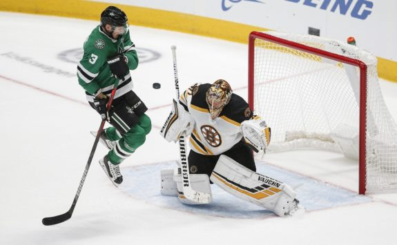 Dallas Stars John Klingberg Boston Bruins Tuukka Rask
