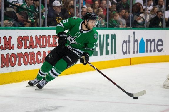 Dallas Stars Jason Dickinson