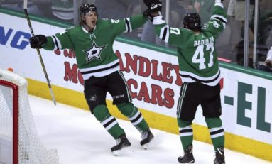 Stars Finally Have a Second Line