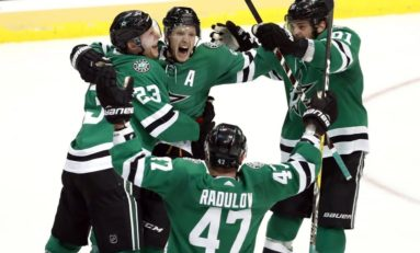 Stars & Blues Prepare for 2nd-Round