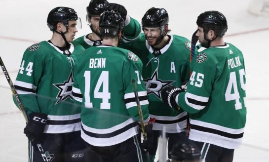 Stars Hold off Jets - Bishop Has Busy 3rd