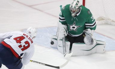 Stars Will Need Khudobin to Step up Again