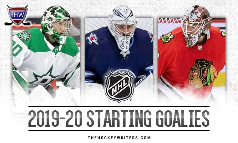 2019-20 Starting Goalies Update