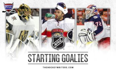 Ranking the NHL's 31 Starting Goalies