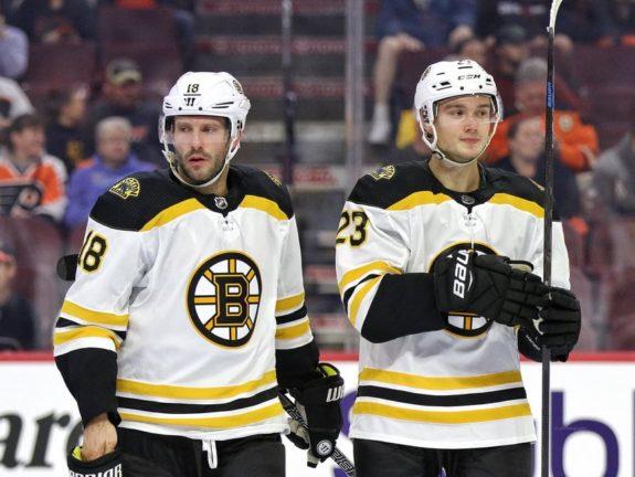 Lee Stempniak, Bruins