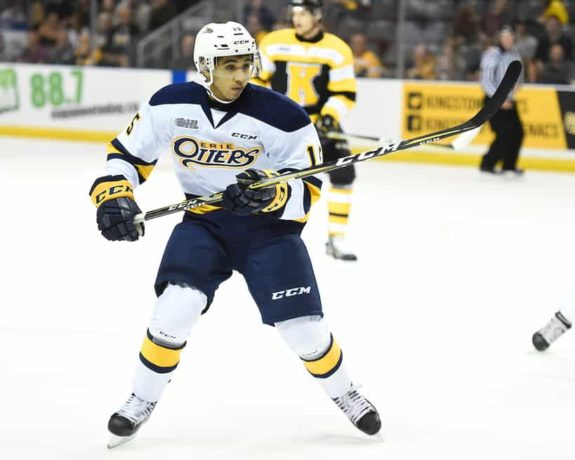 Stephane Patry Erie Otters