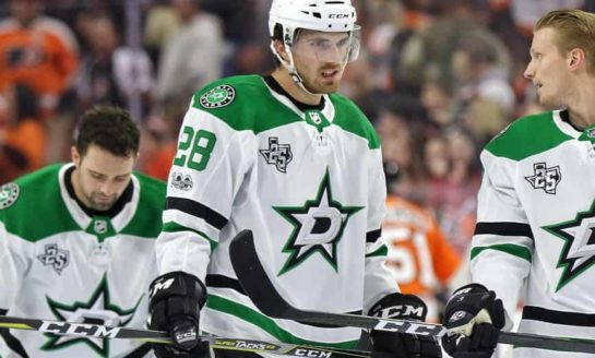 Stars Activate Stephen Johns, Clear Way for Return From Long Absence